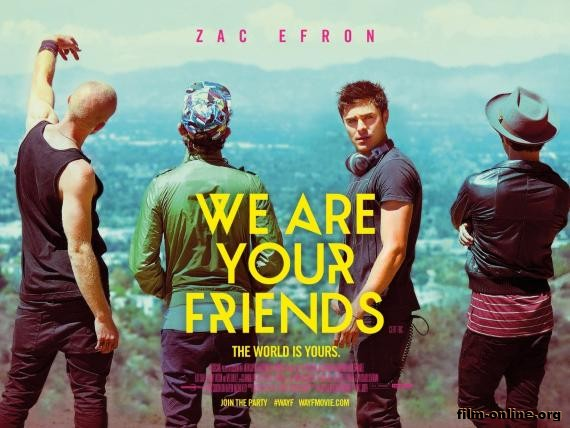 128 ������ ������ � ������ / We Are Your Friends (2015)
