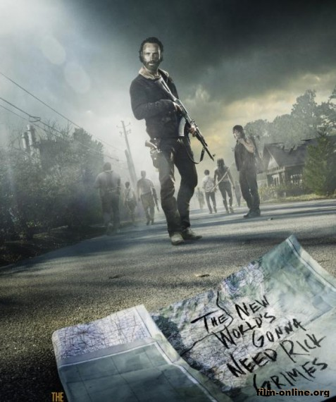 ������� �������� (6 �����) / The Walking Dead (season 6) (2015)