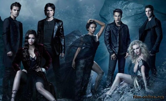 �������� ������� (7 �����) / The Vampire Diaries (season 7) (2015)