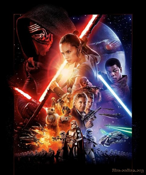 ������� �����: ����������� ���� / Star Wars: The Force Awakens (2015)