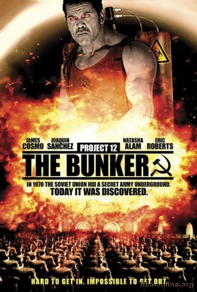 Проект 12: Бункер / Project 12: The Bunker (2016)