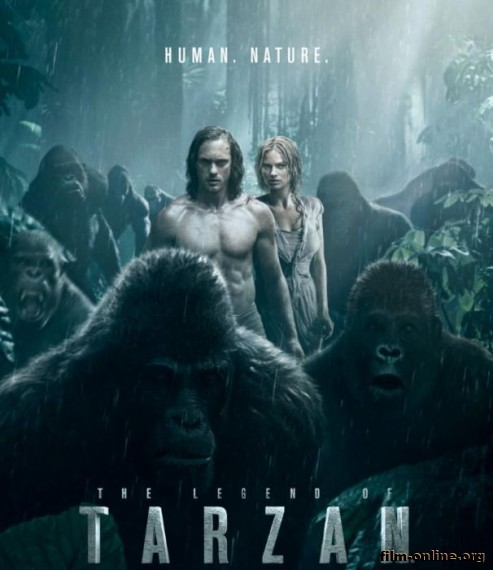 ������. ������� / The Legend of Tarzan (2016)