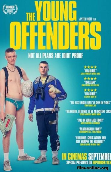 Юные преступники / The Young Offenders (2016)
